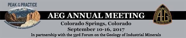 AEG Annual Meeting 2017