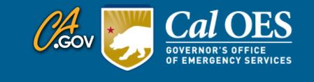 Cal OES Summer InternProgram