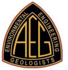 AEG/EERI October Meeting Announcement! October 23 at Aviators