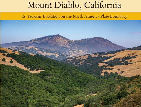 Two New Publications on MountDiablo